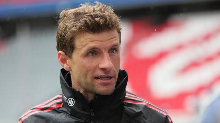 Thomas Müller ist kurz vor dem Saisonstart gewarnt
