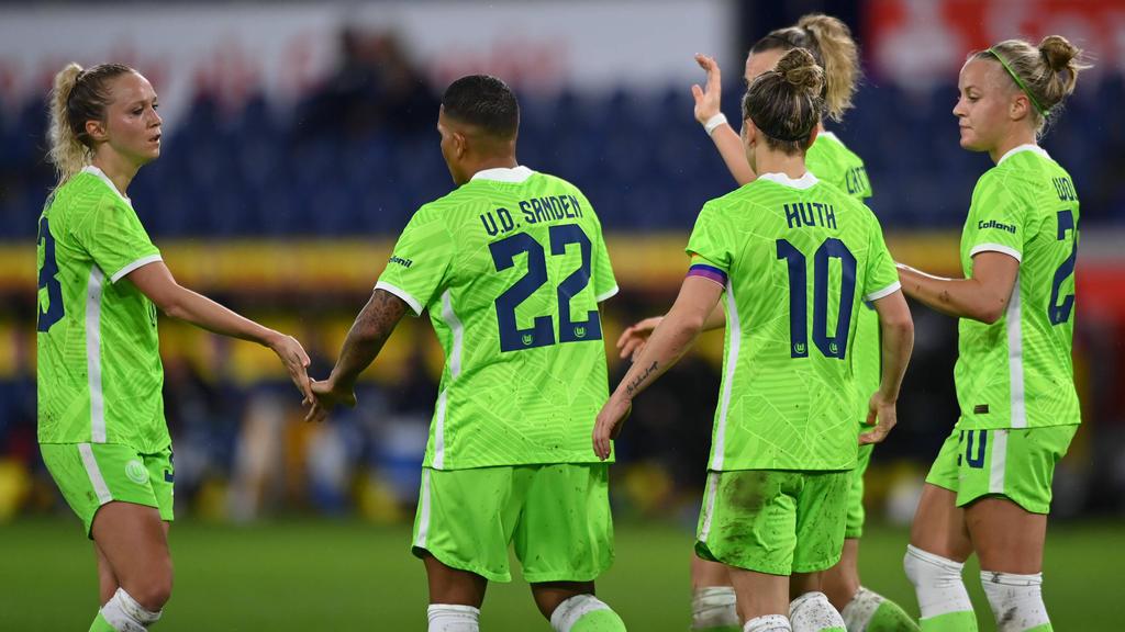 Der VfL Wolfsburg steht im Achtelfinale