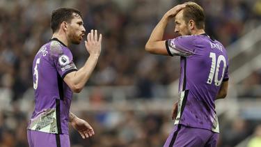 Tottenham gewann gegen Newcastle