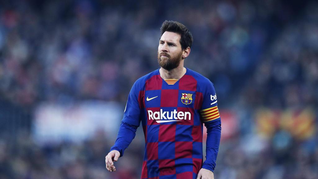 Barcelona-Star Lionel Messi hat erneut deutliche Worte gefunden