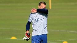 Manuel Neuer hütet seit 2011 das Tor des FC Bayern