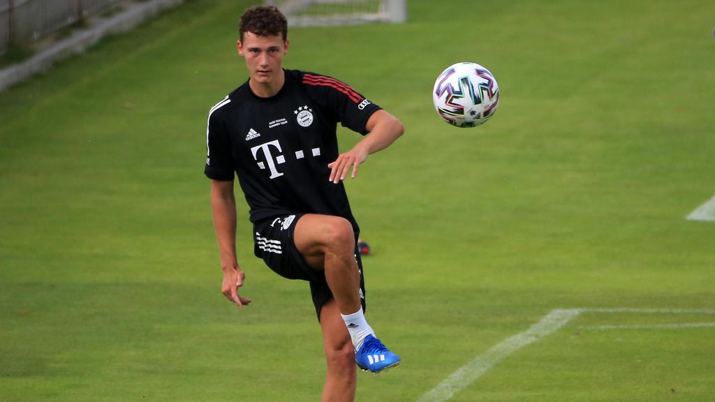 Unangefochtener Stammspieler beim FC Bayern: Benjamin Pavard