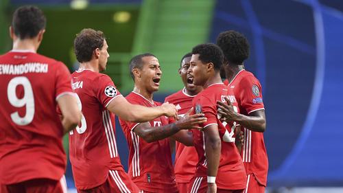 Der FC Bayern steht im Finale der Champions League