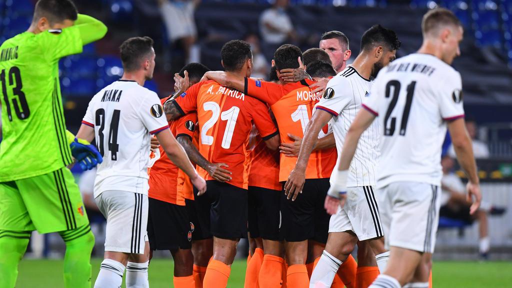 Donezk und Sevilla komplettieren Halbfinale der Europa League