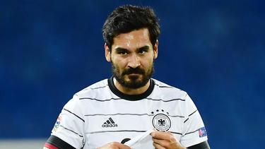 War mit dem Ergbenis gegen die Schweiz trotz seines Tores nicht zufrieden: Ilkay Gündogan