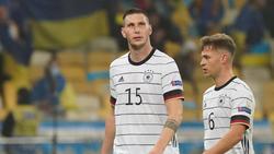 Niklas Süle leistete sich beim Spiel gegen die Ukraine einen Patzer