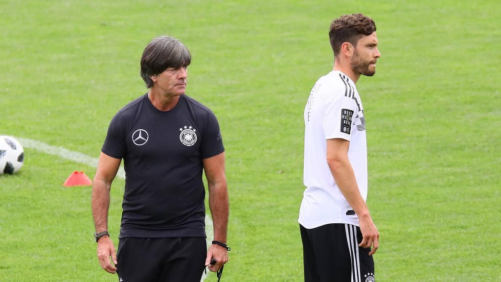 Jonas Hector vom 1. FC Köln ist aus der Nationalmannschaft zurückgetreten
