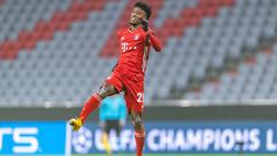 Kingsley Coman hat mit dem FC Bayern Großes vor