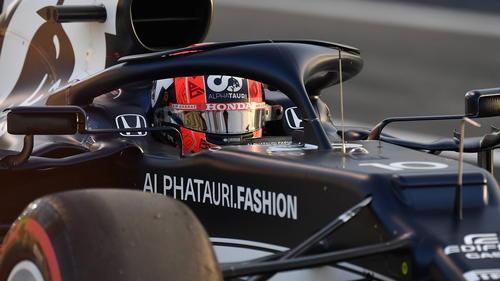 AlphaTauri konnte sich im Qualifying vor McLaren platzieren