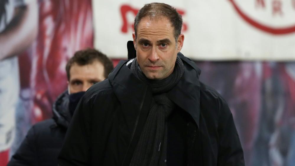 Oliver Mintzlaff von RB Leipzig lehnt Pläne für Super League ab