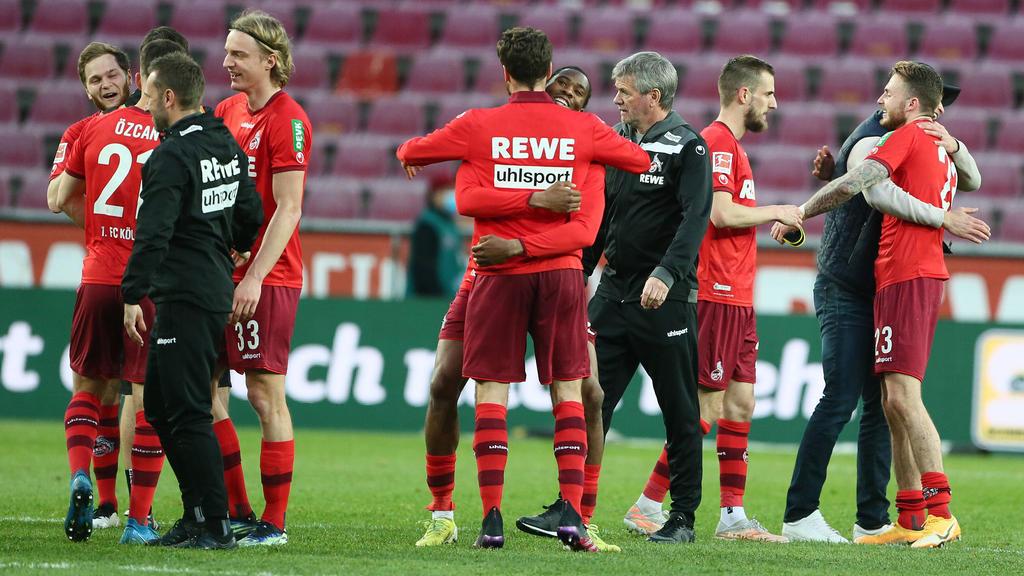 Der 1. FC Köln hofft wieder