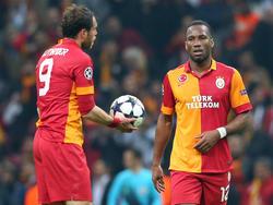 Frust bei Galatasaray nach Reals zweitem Tor