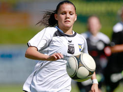 Claudia Wasser erzielte gegen MTK Budapest das zwischenzeitliche 1:0 für die Neulengbacherinnen