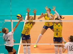 Deutsche Damen-Volleyballnationalmannschaft