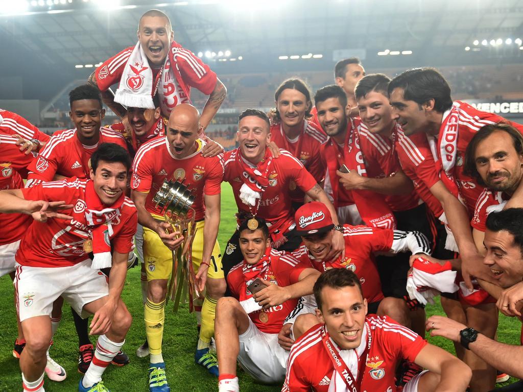Benfica räumte im Ligapokal den nächsten Titel ab