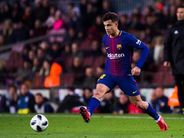 Er kam und traf: Coutinho wurde eingewechselt und schoss Barca zum Sieg