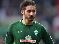 Steht bei Werder vor dem Aus: Ishak Belfodil