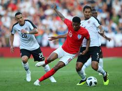 Inglaterra comenzará el Mundial ante una selección asequible, a priori. (Foto: Getty)