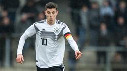 Kai Havertz ist Kapitän der U19-Nationalmannschaft