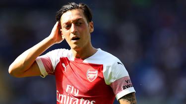 Neue Spekulationen um Mesut Özil