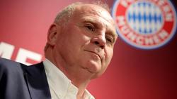 Nach dem letzten enttäuschenden Spiel des FC Bayern München sieht Uli Hoeneß Handlungsbedarf