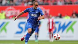 Der KSC feiert gegen Großaspach den vierten Sieg in Folge