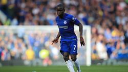 N'Golo Kanté bleibt dem FC Chelsea erhalten
