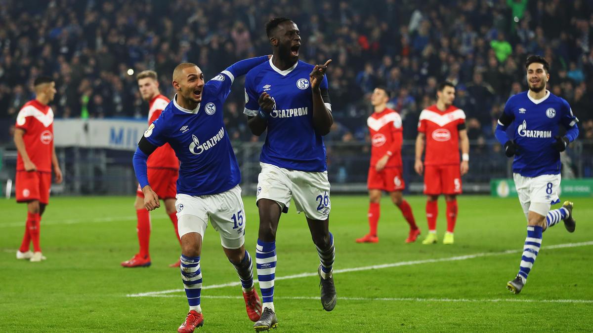 Kutucu und Sané trafen für den FC Schalke 04