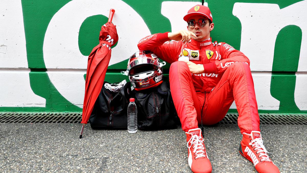 Ferrari-Pilot Charles Leclerc wird bisher als klarer Nummer-zwei-Fahrer behandelt