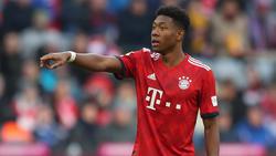 David Alaba warnt vor der Partie in München vor Gegner Werder Bremen