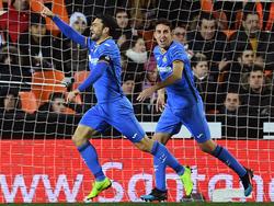 Molina y Mata han marcado juntos 28 goles. (Foto: Getty)