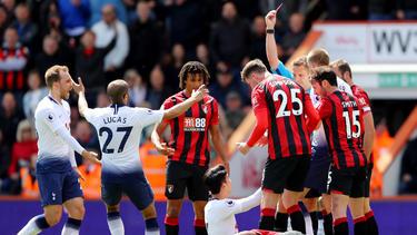 Tottenham Hotspur kassierte überraschende Pleite beim AFC Bournemouth