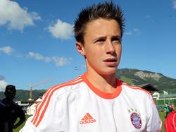 Marco Friedl FC Bayern Nachwuchs