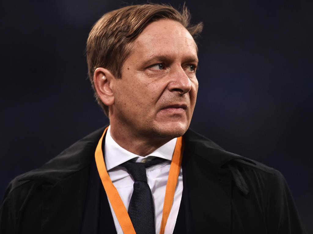 Hort Heldt lässt die Zukunft von Daniel Stendel weiter offen