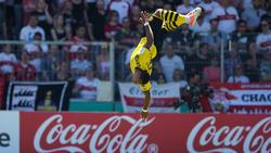 Paul Besong hat dem BVB den Rücken gekehrt