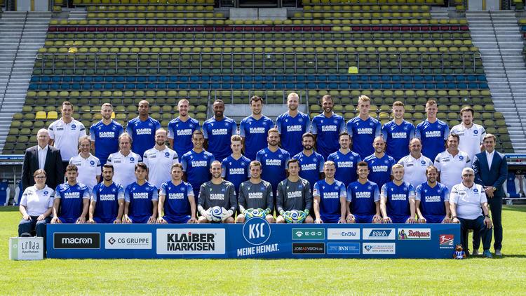 Der KSC will sich direkt in der 2. Liga etablieren