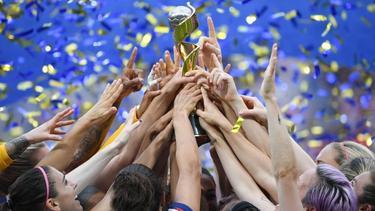 FIFA-Präsident Gianni Infantino hat mehr Preisgeld für den Frauenfußball in Aussicht gestellt