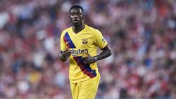 Ousmane Dembelé quiere ser de la partida en el Camp Nou.