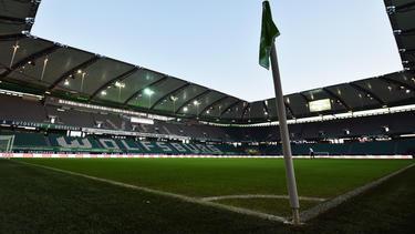 Der Rasen des VfL Wolfsburg wurde von der DFL ausgezeichnet