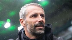 Marco Rose will sich mit Gladbach gegen die AS Rom nicht verstecken
