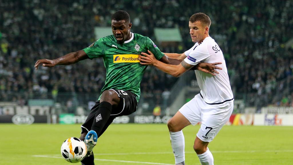 Borussia Mönchengladbach will gegen den Wolfsberger AC in der Europa League jubeln