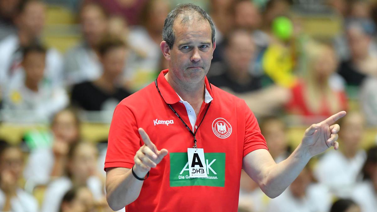 Henk Groener siegte mit den DHB-Damen erneut