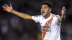 Exequiel Palacios verstärkt Bayer Leverkusen zur Rückrunde