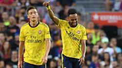 Verlassen Özil und Aubameyang den FC Arsenal?