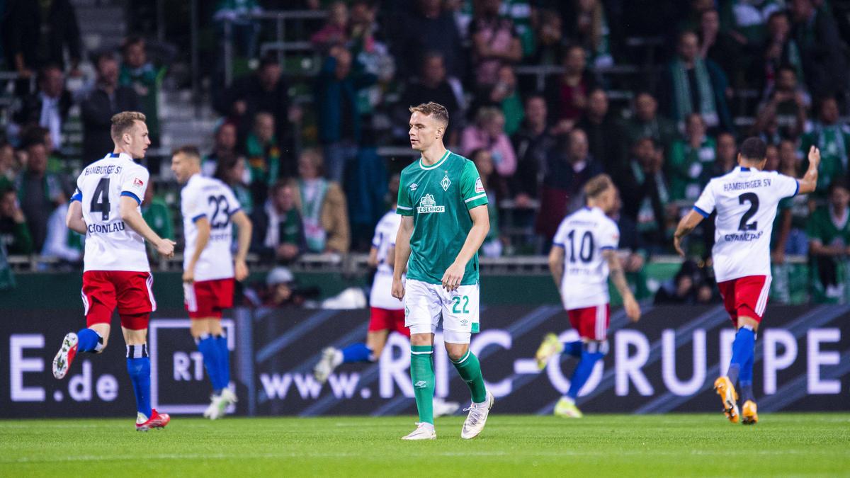 Das Derby zwischen Werder Bremen und dem HSV wird nachträglich heruntergestuft