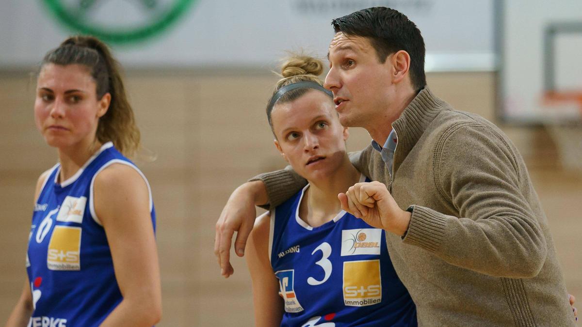 Patrick Unger hört als Bundestrainer der Damen auf