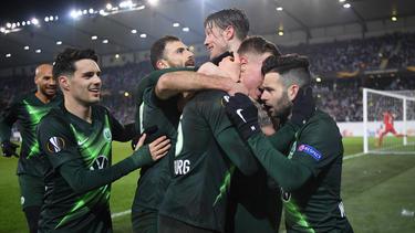 In Malmö überzeugte der VfL Wolfsburg mit Einsatz, Kampf und großer Spielfreude
