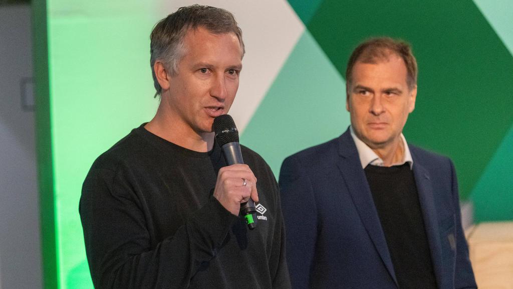 Werder Bremen kämpft ums Überleben