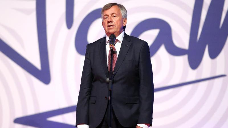 Michael Wiederer ist der Präsident der Europäischen Handball-Föderation