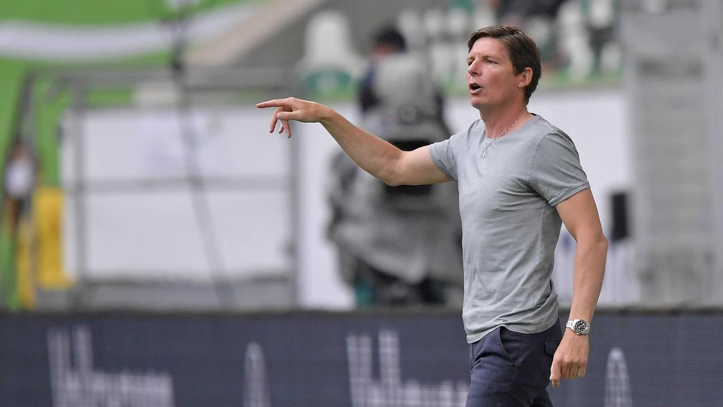 Oliver Glasner und der VfL Wolfsburg wollen beim EL-Finalturnier teilnehmen